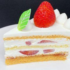 苺とトマトのショートケーキ