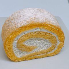 こだわり卵の米粉ロール