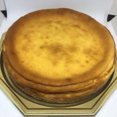 豆腐のあっさりチーズケーキ