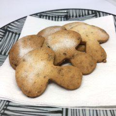しいたけクッキー